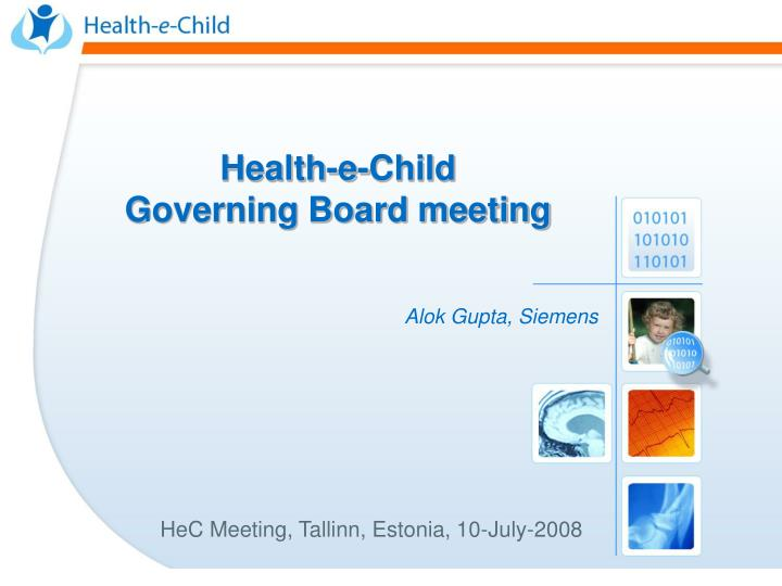 hec meeting tallinn estonia 10 july 2008 n.