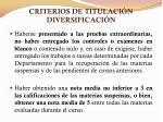 criterios de titulaci n diversificaci n1