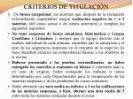 criterios de titulaci n1