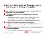 nach dem coming out als einwanderungsland entwicklungen in der integrationspolitik