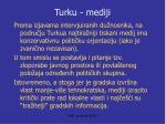 turku mediji