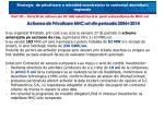 actiunea de privatizare mhc uri din perioada 2004 2014