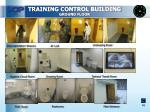 training control building ground floor