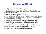 miroslav plz k5