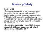 miura p klady1