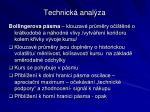 technick anal za6