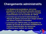 changements administratifs1