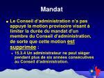 mandat4