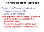 richard epstein approach1