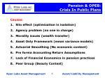 pension opeb crisis in public plans