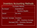 inventory accounting methods2