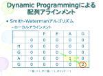 dynamic programming1