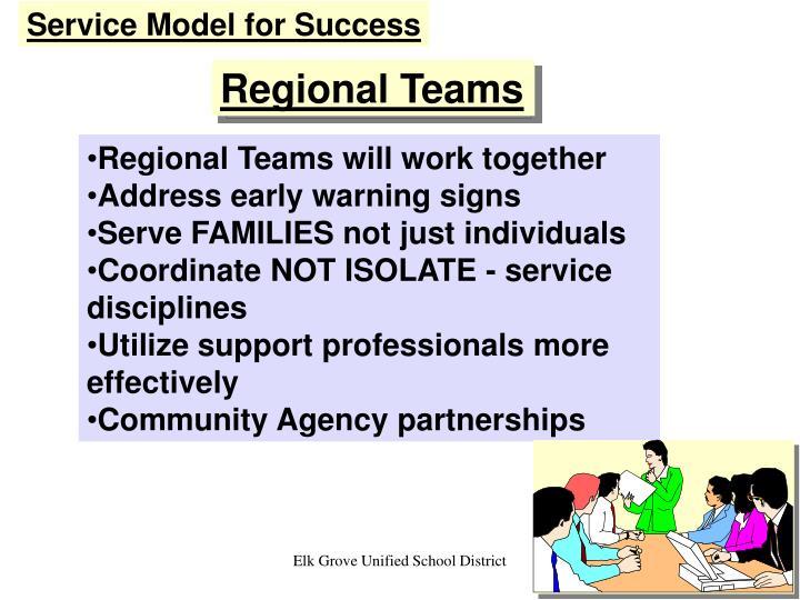 Service Model for Success