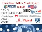 caribbean idea marketplace cim