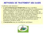 methodes de traitement des dasri