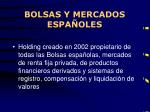 bolsas y mercados espa oles1