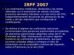 irpf 20071