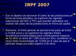 irpf 20073