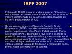 irpf 20074