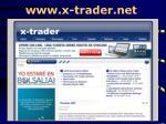 www x trader net