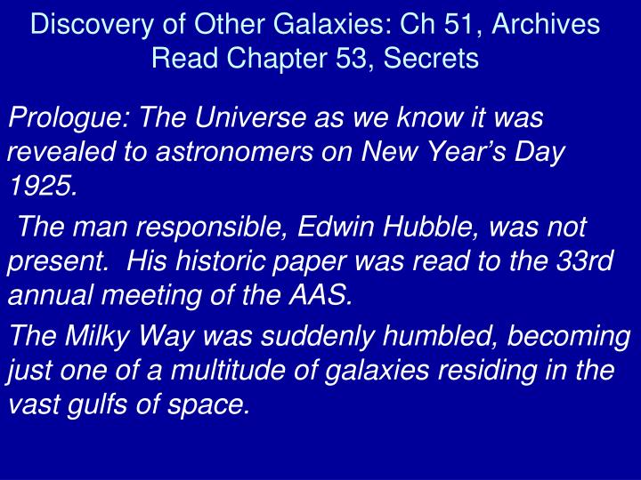 discovery of other galaxies ch 51 archives read chapter 53 secrets n.