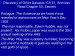 discovery of other galaxies ch 51 archives read chapter 53 secrets