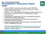 istra komunikacija prema europi ipa komponenta v ruralni razvoj program ipard