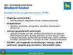 istra komunikacija prema europi strukturni fondovi5