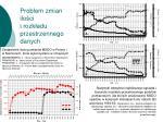 problem zmian ilo ci i rozk adu przestrzennego danych1