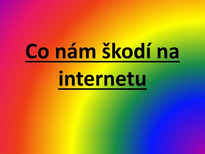 co n m kod na internetu n.