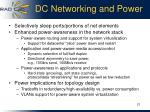 dc networking and power1