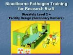 bloodborne pathogen training for research staff4
