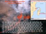 piton la fournaise volcano la r union island