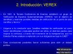 2 introducci n verex