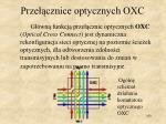 prze cznice optycznych oxc
