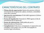 caracter sticas del contrato2