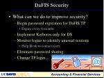 dafis security