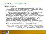 concepto discapacidad1