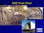 sns push pack