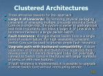clustered architectures3