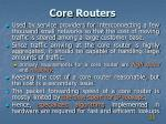 core routers