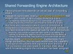 shared forwarding engine architecture2
