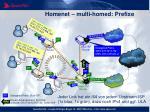 homenet multi homed prefixe