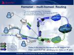 homenet multi homed routing