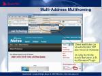 multi address multihoming1