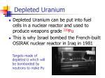 depleted uranium1