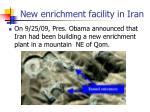 new enrichment facility in iran1