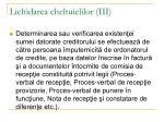 lichidarea cheltuielilor iii