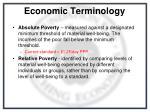 economic terminology1