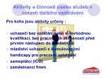 aktivity a innosti seku slu eb v oblasti dal ho vzd l v n5